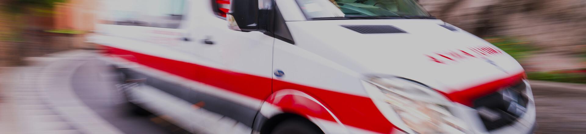 Ambulanza connessa