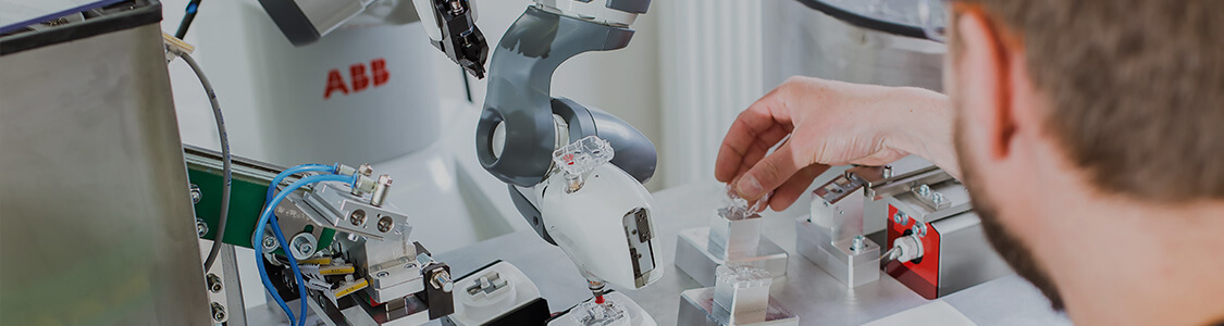 Robotica collaborativa per l'Industria 4.0