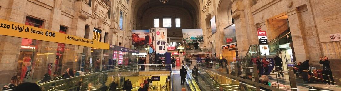 Sicurezza urbana e dei passeggeri nelle stazioni